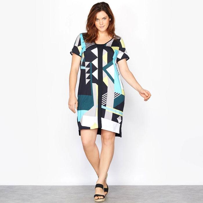 Seath φόρεμα με σκίσιμο στα πλάγια
